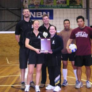 Volleyball Winners