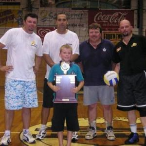 Volleyball 2008 A Grade Winners