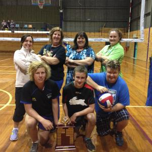Div 2 winners winetr 2015