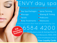 Envy Day Spa